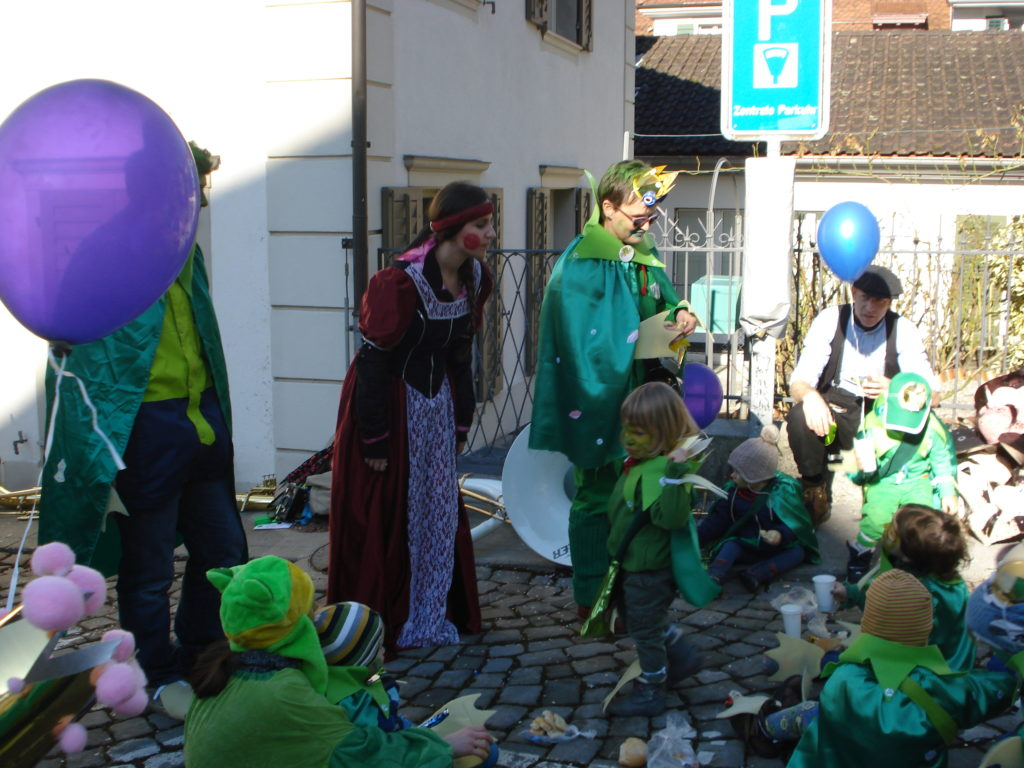 Fasnacht Stans.