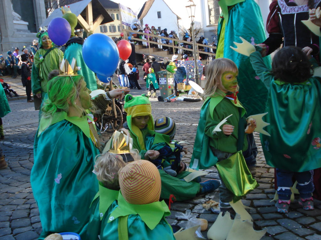 Fasnacht Stans. (2)